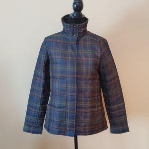 Lauren Ralph Lauren Tartan Plaid Jacket